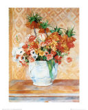 Still Life Poster by Pierre-Auguste Renoir