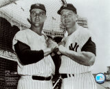 Mickey Mantle and Roger Maris - Horizontal Photo