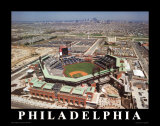 Philadelphia: Citizens Ballpark Prints by Mike Smith