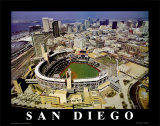 Petco Park - San Diego Padres Posters