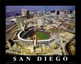 Petco Park - San Diego Padres Pósters