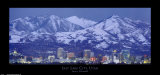 Salt Lake City, Utah Affiches par Jerry Driendl