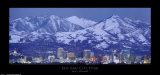 Salt Lake City, Utah 高品質プリント : ジェリー・ドリエンドル