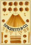 Spaghetti and Co. Prints