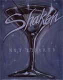 Shaken Prints by Darrin Hoover