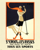 Ste. Croix Poster