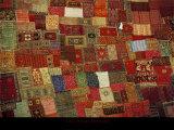 Tapis de Marrakech Print by Yann Arthus-Bertrand