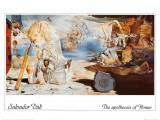 La apoteosis de Homero Pósters por Salvador Dalí