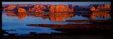 Lago Powell Póster por Alain Thomas