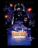 The Empire Strikes Back - Special Edition Pôsters