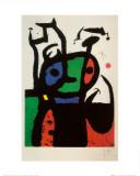 Matador Print by Joan Miró