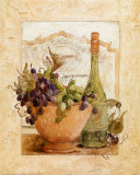 Vino e Grapa II Prints by Carol Robinson