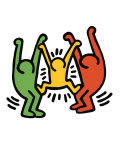 Sans titre Posters par Keith Haring
