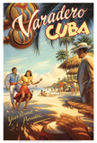 Varadero, Cuba Posters by Kerne Erickson