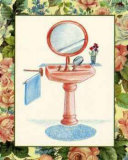 Wash Basins and Robes IV Posters by Sheila Higton