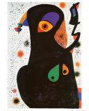Vladimir Poster by Joan Miró