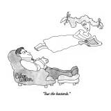"""Sue the bastards."" - New Yorker Cartoon Premium Giclee Print by Gahan Wilson"
