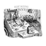 ELOISE REVISITED - New Yorker Cartoon Premium Giclee Print by Roz Chast