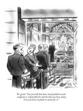"""It's great!  You just tell him how much pollution your company is respons…"" - New Yorker Cartoon Premium Giclee Print by Ed Fisher"