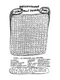 The Brainteaser Word Search - New Yorker Cartoon Premium Giclee Print by Stephanie Skalisky