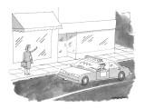 Retired - New Yorker Cartoon Premium Giclee Print by Mick Stevens