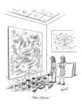 """More lithium."" - New Yorker Cartoon Premium Giclee Print by Tom Cheney"