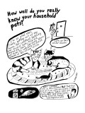 How Well Do You Really Know Your Household Pets? - New Yorker Cartoon Premium Giclee Print by Stephanie Skalisky