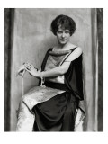 Vanity Fair - April 1924 Regular Photographic Print by Nickolas Muray