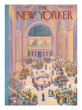 The New Yorker Cover - July 7, 1934 Premium Giclee Print by Ilonka Karasz