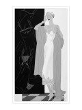 Vogue - November 1934 Regular Giclee Print by Eduardo Garcia Benito