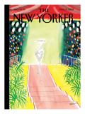 The New Yorker Cover - March 19, 2007 Premium Giclee Print by Jean-Jacques Sempé