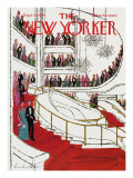 The New Yorker Cover - September 30, 1974 Premium Giclee Print by Laura Jean Allen