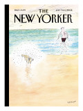 The New Yorker Cover - July 7, 2008 Regular Giclee Print by Jean-Jacques Sempé
