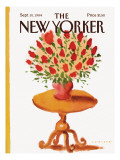 The New Yorker Cover - September 10, 1984 Premium Giclee Print by Abel Quezada