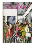 The New Yorker Cover - November 19, 1966 Regular Giclee Print by Charles Saxon