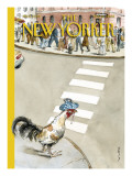 The New Yorker Cover - November 14, 2005 Premium Giclee Print by Barry Blitt