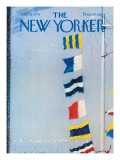 The New Yorker Cover - July 29, 1974 Premium Giclee Print by Garrett Price