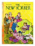 The New Yorker Cover - December 27, 1969 Regular Giclee Print by William Steig