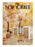The New Yorker Cover - October 18, 1976 Premium Giclee Print by Charles E. Martin