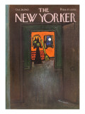 The New Yorker Cover - October 28, 1967 Regular Giclee Print by Abe Birnbaum