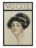Vogue - October 1910 Regular Giclee Print by Helen Dryden