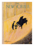 The New Yorker Cover - April 9, 1949 Regular Giclee Print by Abe Birnbaum