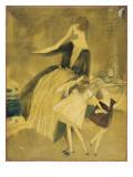 Vogue - August 1922 Regular Giclee Print by Henry R. Sutter