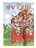 The New Yorker Cover - April 27, 1968 Regular Giclee Print by Abe Birnbaum
