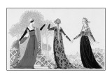 Vogue - June 1922 Regular Giclee Print by Claire Avery