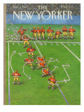 The New Yorker Cover - November 6, 1989 Premium Giclee Print by John O'brien