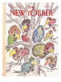 The New Yorker Cover - June 20, 1988 Premium Giclee Print by Edward Koren