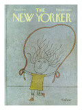 The New Yorker Cover - May 26, 1975 Regular Giclee Print by Robert Tallon