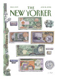 The New Yorker Cover - June 26, 2006 Regular Giclee Print by Roz Chast