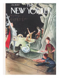 The New Yorker Cover - January 30, 1937 Regular Giclee Print by Constantin Alajalov